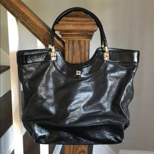KATE SPADE ♠️ Large Leather Tote Bag